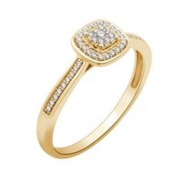 Bague Or 750/1000 Diamant...